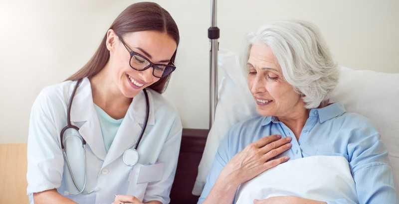 قیمت پرستار سالمند در ونک