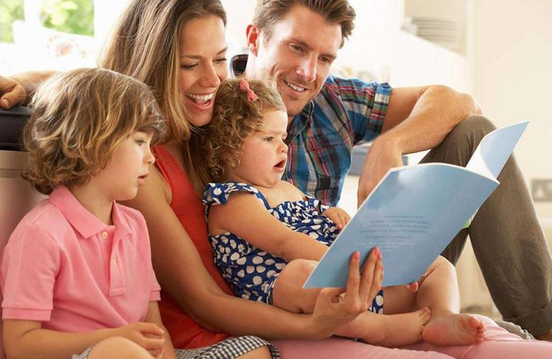 وظایف والدین در قبال کودکانی با سنین پایین