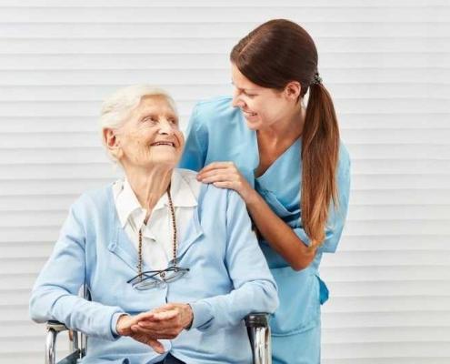 استخدام پرستار سالمند در ونک