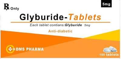 داروی کنترل دیابت