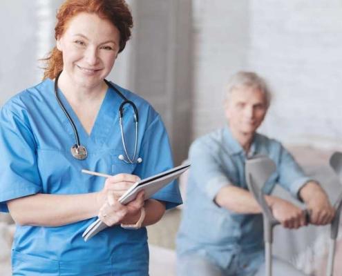 استخدام پرستار سالمند در ولنجک