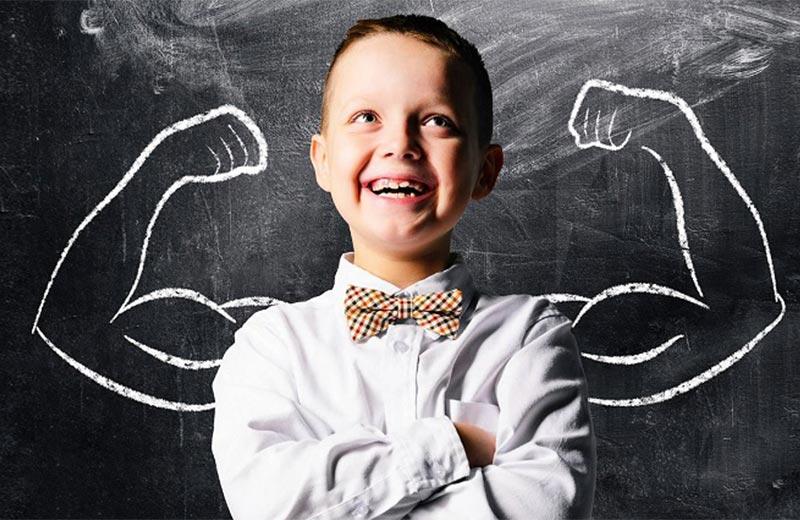اهمیت وجود عزت نفس در کودک