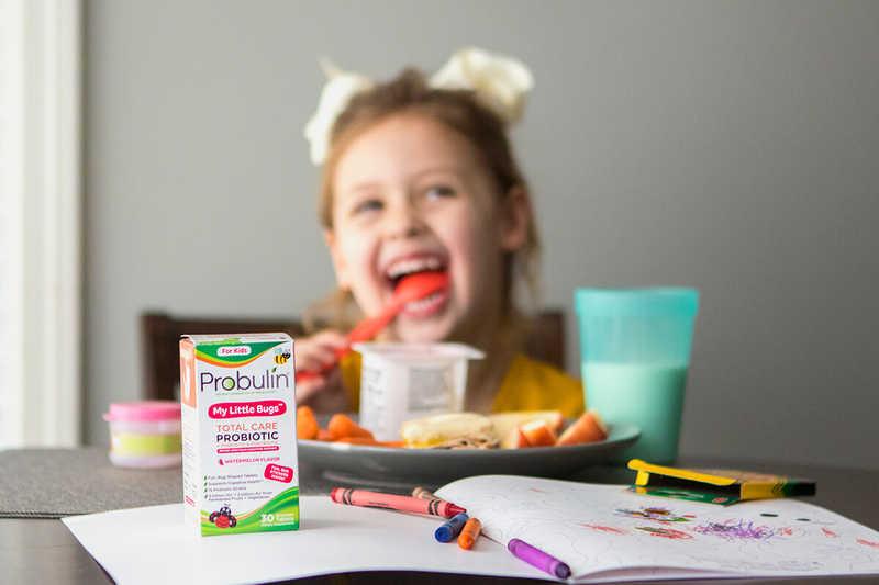 مصرف پروبیوتیک برای درمان اسهال کودکان
