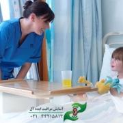 وظایف پرستار کودک بیمار چیست ؟