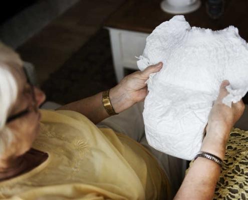 نگهداری از سالمند پوشکی
