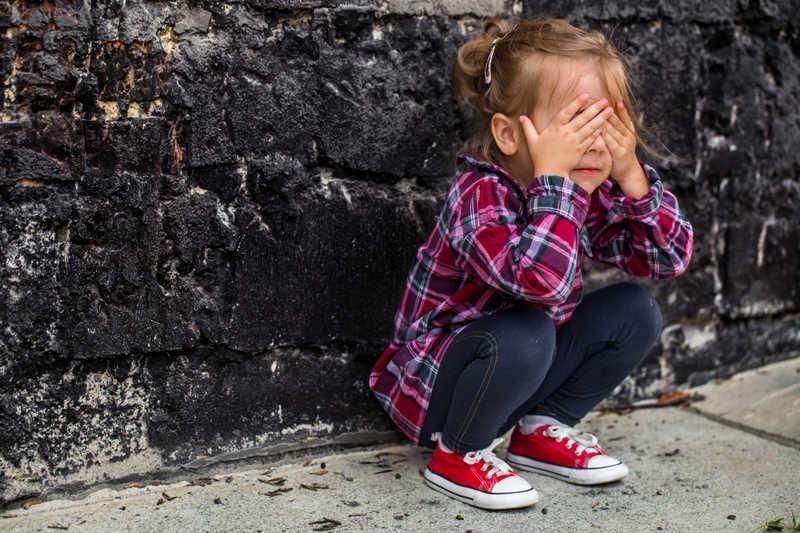 عدم توانایی رفتار متقابل در کودک اوتیسمی