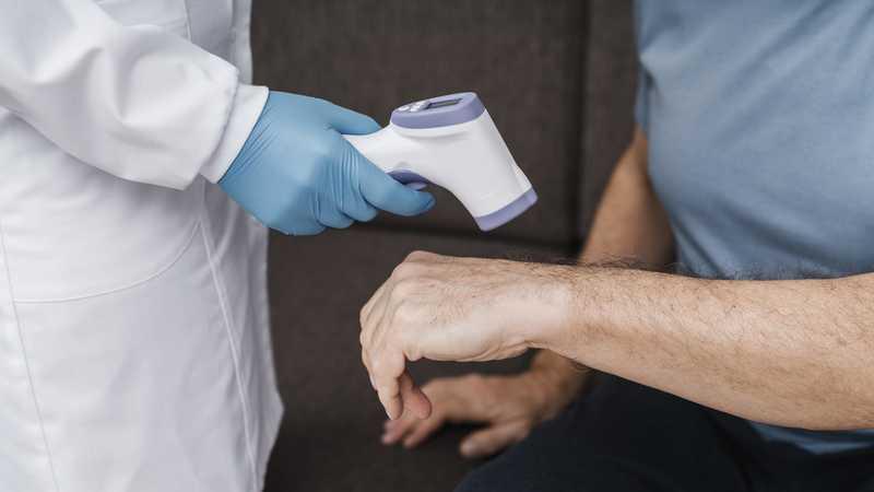 مراقبت از بیمار مبتلا به کرونا