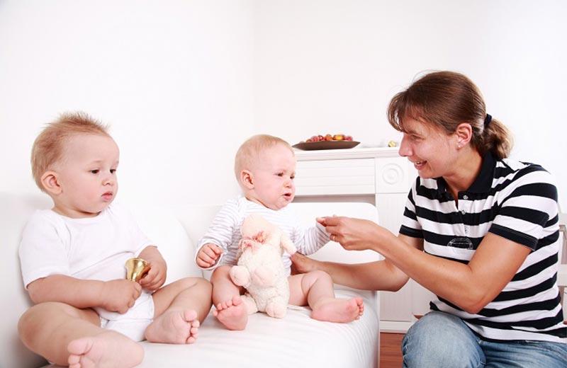 مسئولیت پذیری پرستار کودک