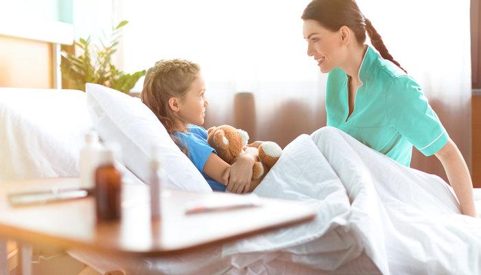 ویژگی های پرستار حرفه ای در منزل