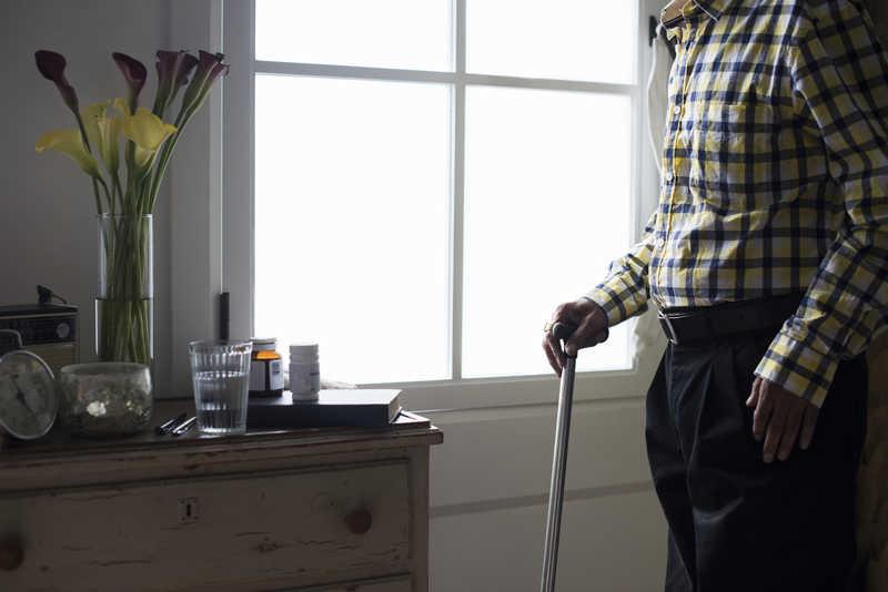 پرستاری تمام وقت از سالمند