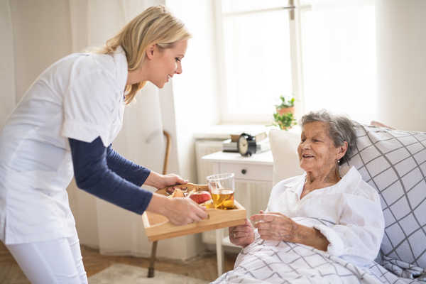 رسیدگی به تغذیه سالمند