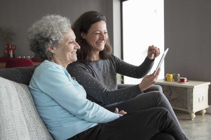 سلامت روحی سالمندان