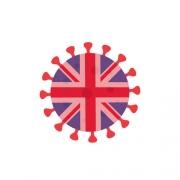 کرونا انگلیسی ( علائم کرونای انگلیسی ) ( 2021 )