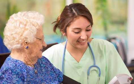 هزینه پرستار سالمند در پونک