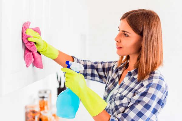 نظافت منزل و تمیزکاری