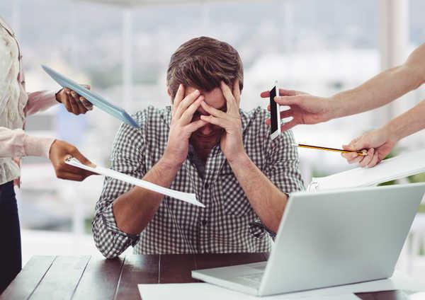تاثیر استرس و فشار عصبی در سکته مغزی