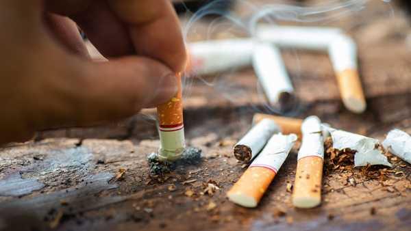 تاثیر مصرف دخانیات در سکته قلبی