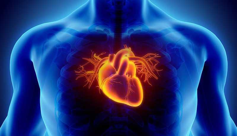عوارض سکته قلبی