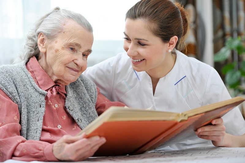 مراقبت از سالمند در اندرزگو