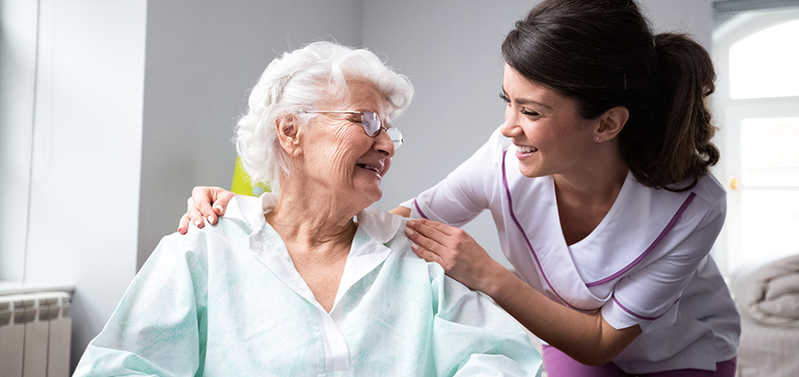 هزینه پرستار سالمند در میرداماد