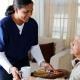 پرستار سالمند در تهرانسر