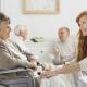 پرستار سالمند در سردارجنگل