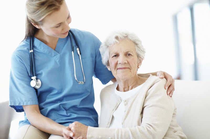 پرستار سالمند در چیتگر