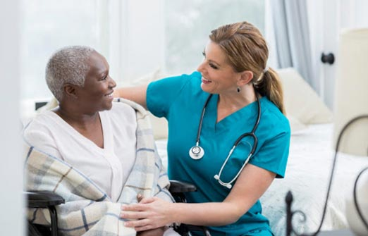 پرستاری از سالمند در طرشت