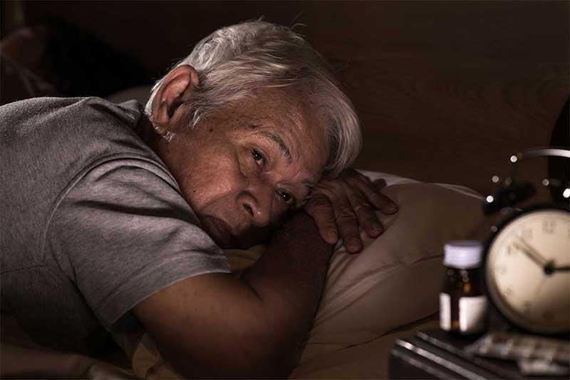 اختلالات خواب در سالمندان