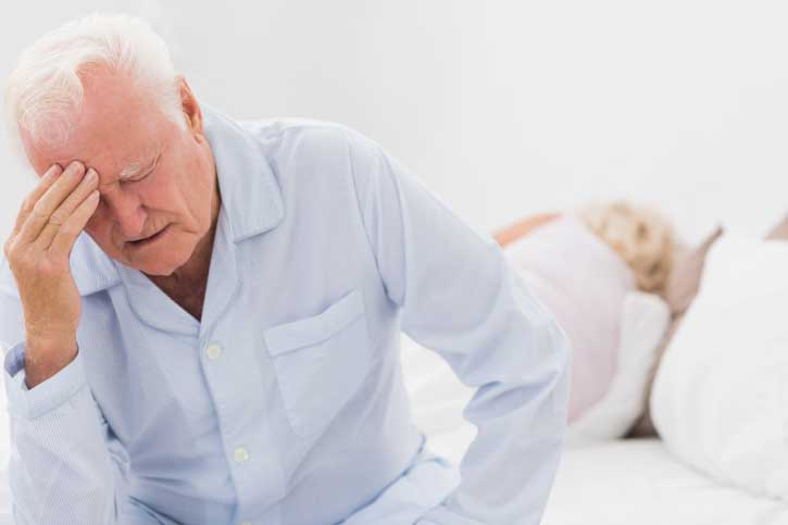 موارد افسردگی در سالمندان