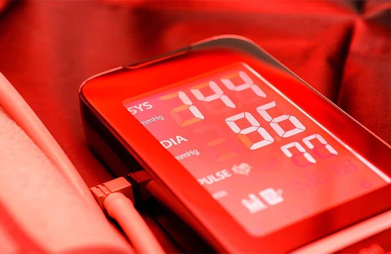 فشار خون بالا یا پایین