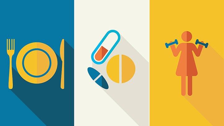 افزایش فعالیت بدنی برای پیشگیری از دیابت