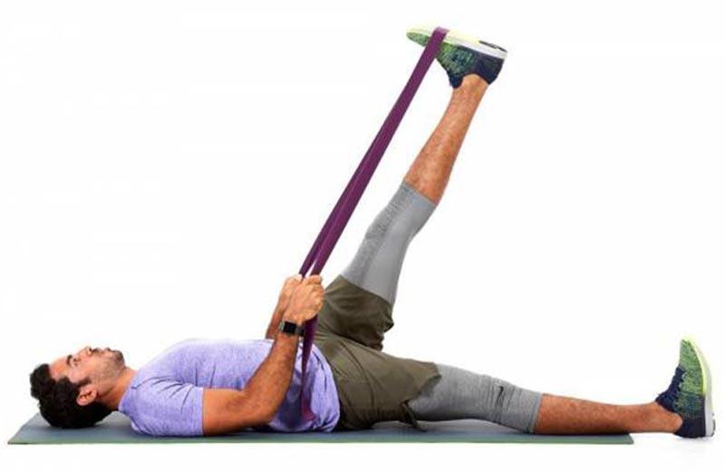 انجام حرکات ورزشی برای درمان بیماری آرتروز