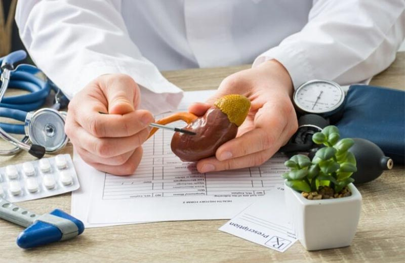 تشخیص قطعی بیماری سنگ کلیه در سالمندان