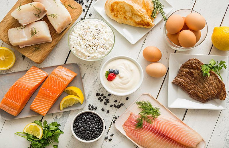 تغذیه سالم درمان بیماری آرتروز