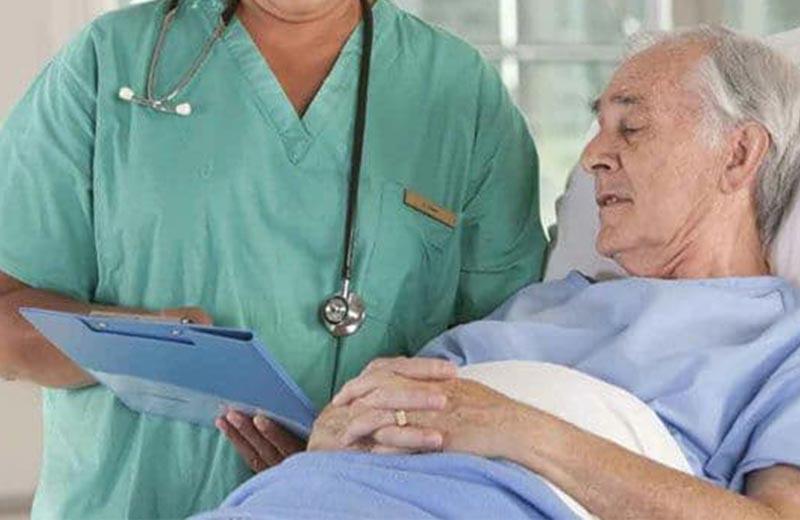درمان بیماری سنگ کلیه در سالمندان