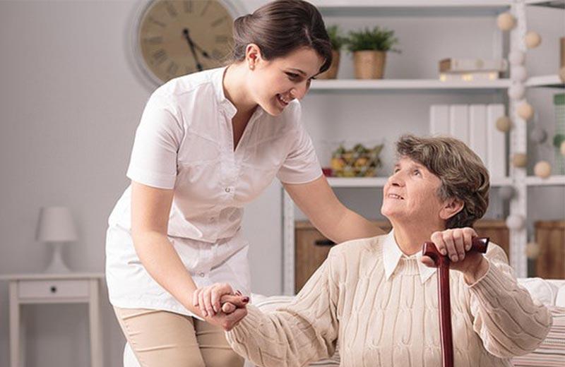 پرستار سالمند در جردن
