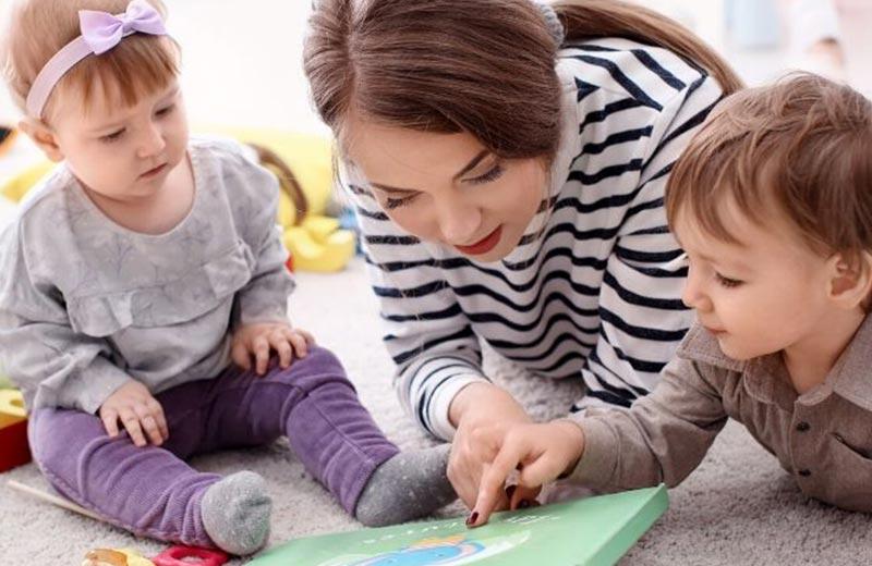 پرستار کودک ارزان
