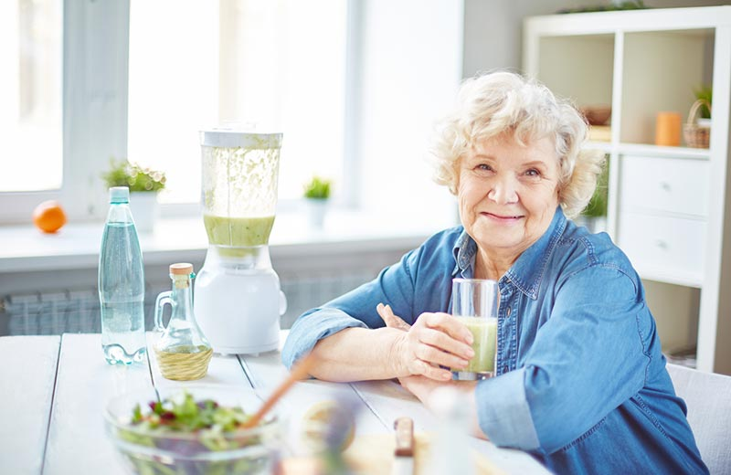 درمان کمبود چربی در سالمندان