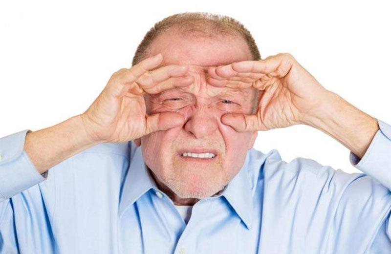 نابینایی در سالمندان