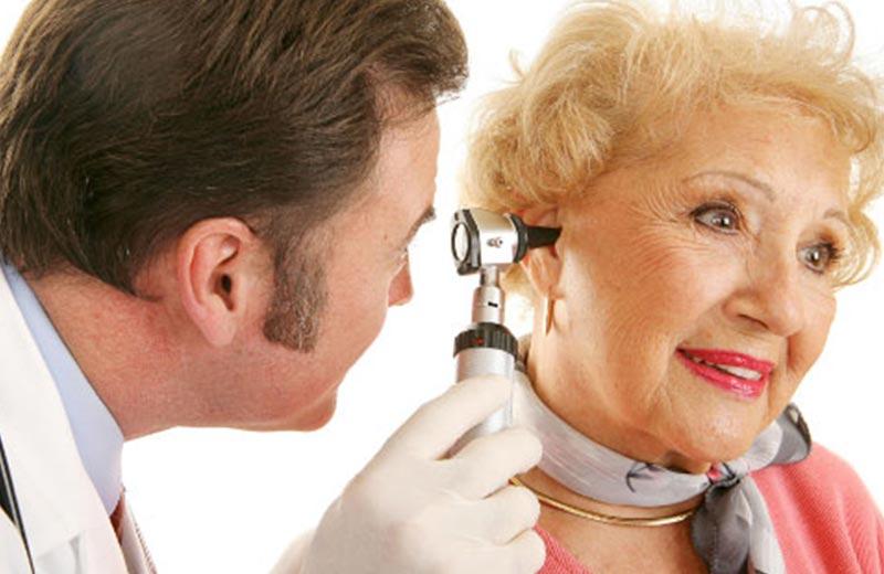 کم شنوایی حسی- عصبی