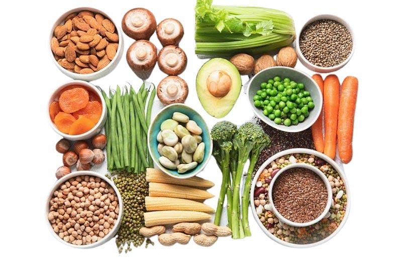 مواد غذایی سرشار از پتاسیم